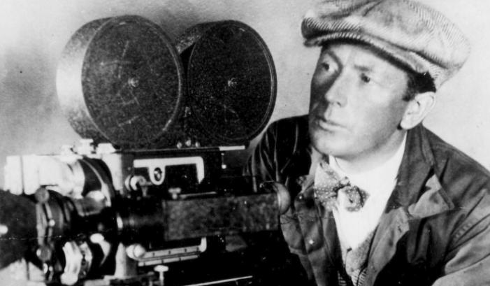Gay History - December 28, 1888: Famous German Director F. W. Murnau (Nosferatu) is Born