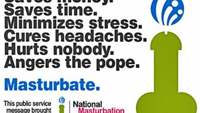 "PSA - May Is National Masturbation Month! + Bernadette Peters Sings ""Making Love Alone"" [VIDEO]"