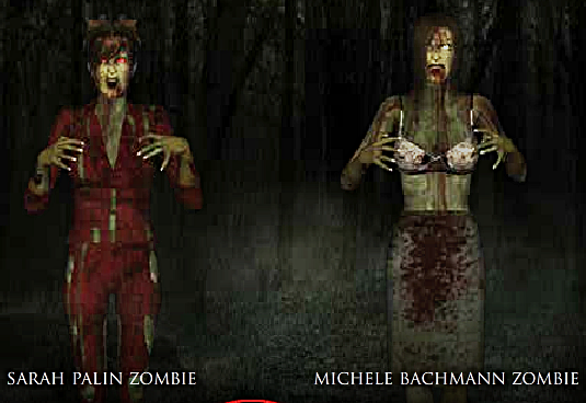 Sarah Palin Zombie Free celebrity wallpapers   Wallpaper Fever   1280 x 1024