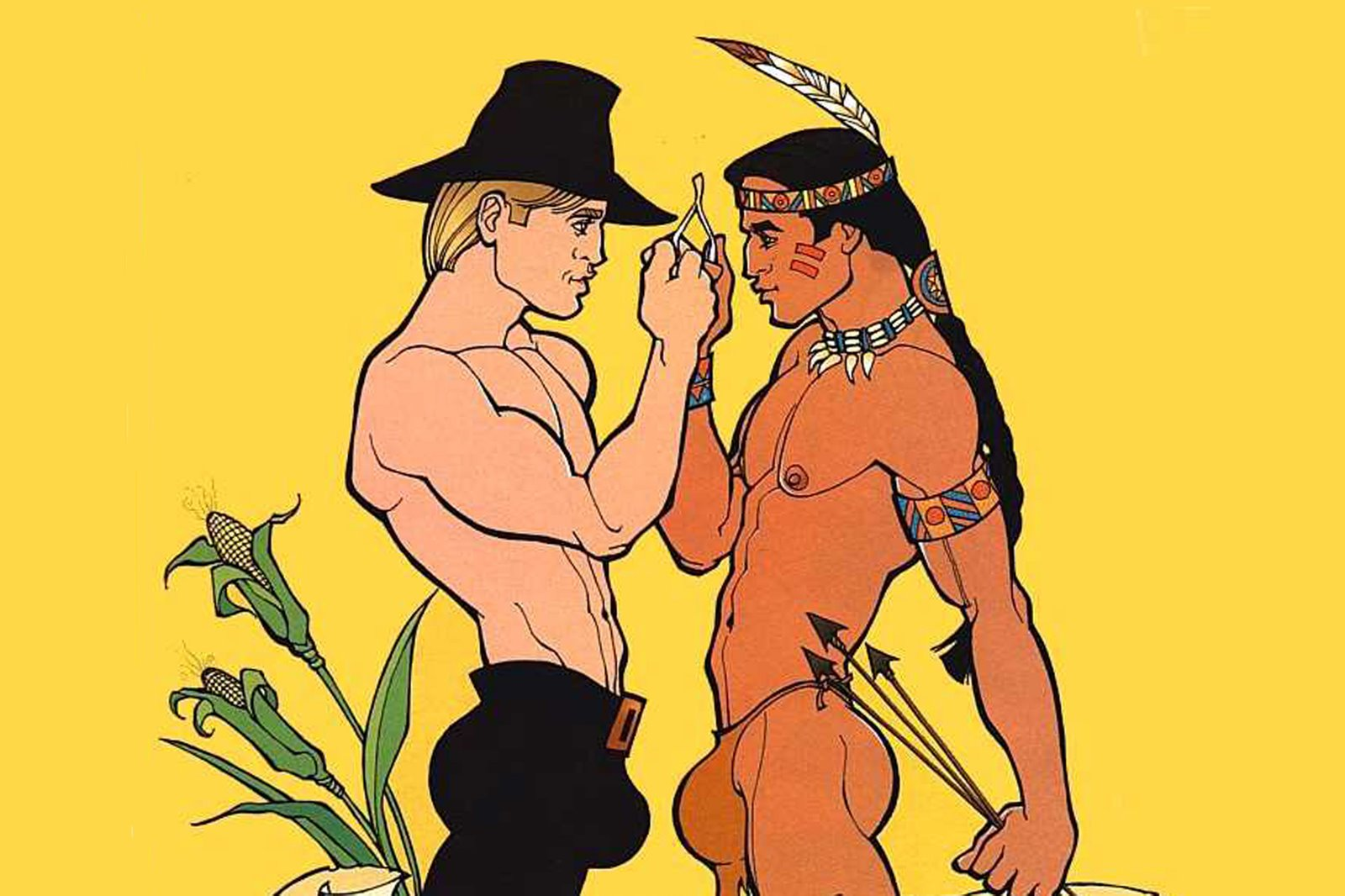 Cowboy  Indian jpgHappy Indians