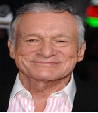 PlayBoy founder Mogul Hugh Hefner came out in support of marriage equality.