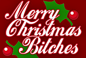 Alluring. pretty merry xmas bitch pussy