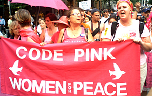 Code Pink John Kerry