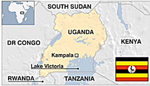 Uganda
