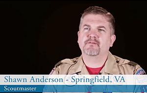 Shawn Anderson bigot