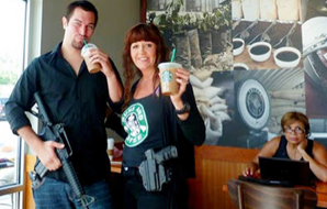 Starbucks NRA