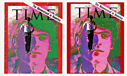 Time Homosexuals in America