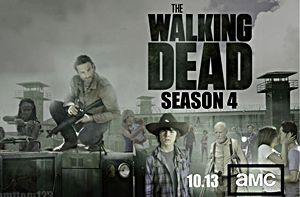 The Walking Dead Season 4 Poster