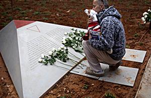 Tel Aviv lgbt memorial