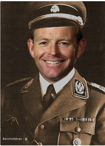 Tony Perkins nazi