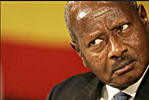 Uganda Prez