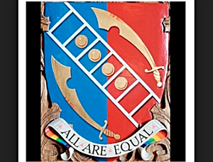 Gay coat of arms