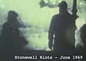 """Gay History: """"Where Were You During The Stonewall Riots?"""" - Rare Flyer (1969)"""