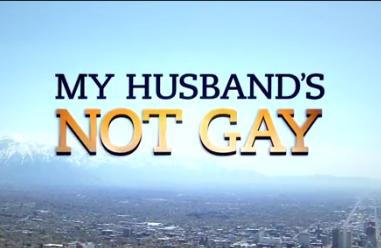 my husbands not gay