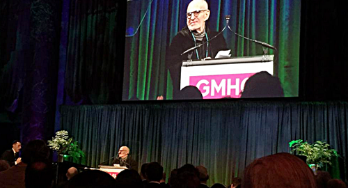 READ: AIDS Activist Peter Staley's Emotionally Raw Eulogy for Larry Kramer