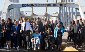 Selma Obama March