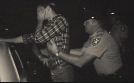 police in jamaia raiding gay men