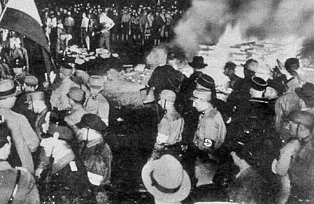 """Gay History - May 6, 1933: The Attack on Magnus Hirschfeld's Berlin Institute for Sexual Research and the Nazi """"Säuberung"""" Book Burnings [VIDEO]"""