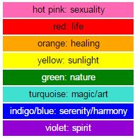 Original rainbow flag