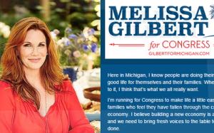 Melissa Gilbert for Congress