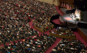 Ted Cruz religious Rally Bob Jones