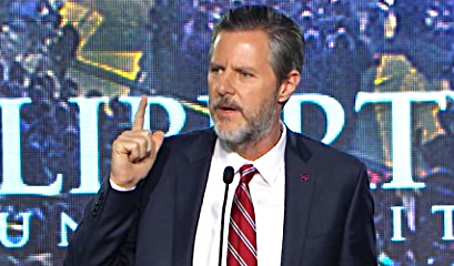 the book of jerry falwell Television evangelists jerry falwell and pat robertson said that various liberal  groups bear responsibility for terrorist attacks on the usa because their actions.