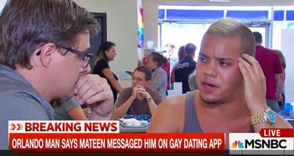 Omar Maten Was Not Gay
