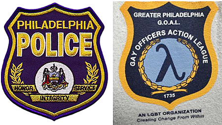 Philadelphia Gay and Lesbian Police Officers Org (GOAL) Hounded Out Of Philly Pride Parade by Social Justice Warriors