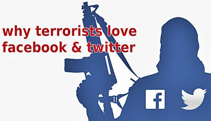 Facebook sued over terrorism