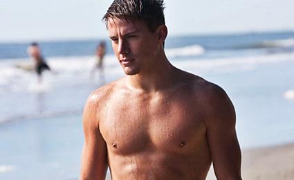 Channing Tatum to star as Mermaid in SPLASH remake