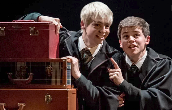 Fans Accuse JK Rowling of Queerbaiting Characters In Harry Potter and the Cursed Child
