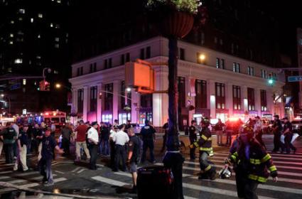 Explosion Rocks NYC's Chelsea Neighborhood Injures 29+ - Video