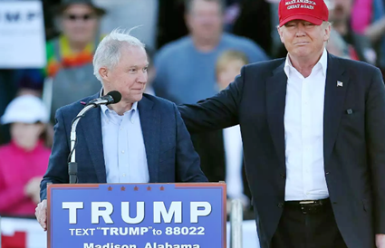 Donald Trump Picks Rabidly Racist and Anti-Gay Jeff Sessions for Attorney General