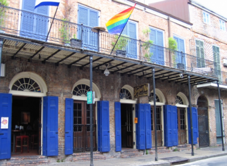 New Orleans Gay Bar Customers Told To