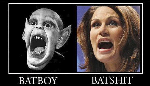 """Michele Bachmann, Crazy eyes, Batshit Backman, LGBT news, Gay News, The Bitch Is Bachmann - Michele Bachmann: Gays, Muslims, and BLM Want To """"Seek Domination Over American Freedoms'"""