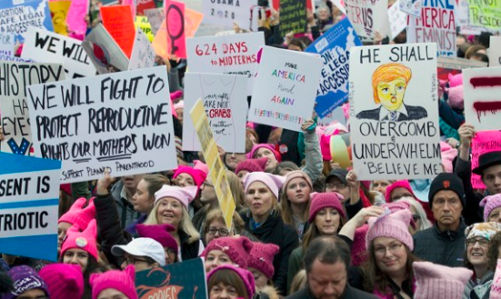 WATCH The Woman's March On Washington LIVE @ Back2Stonewall.com