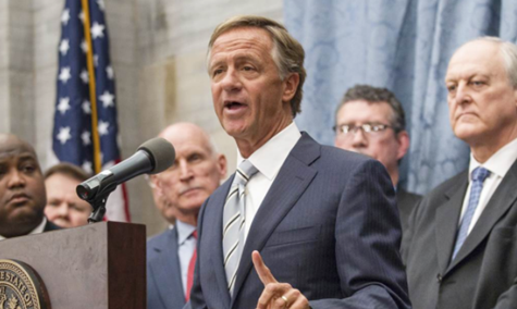 """Tennessee Governor Bill Haslam Signs Anti-LGBT """"Natural and Ordinary"""" Bill Into Law"""