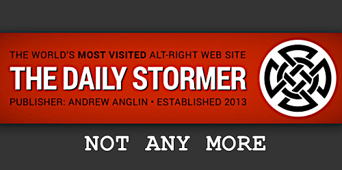 Austria Becomes 5th Domain Country to Ban Neo-Nazi Website The Daily Stormer.