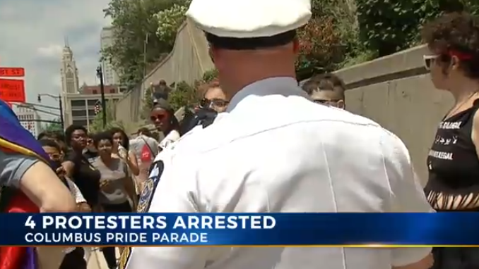 QPOC Protesters of Columbus Pride Found Guilty on 6 of 8 Misdemeanor Counts for Blocking Parade