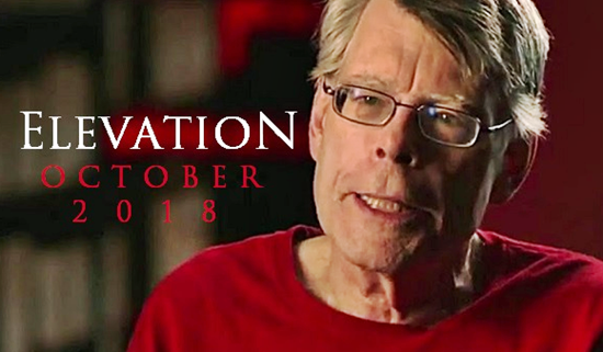 """Stephen King's Upcoming Novella """"Elevation"""" Ditches Killer Clowns To Tackle Something Scarier. Homophobia."""