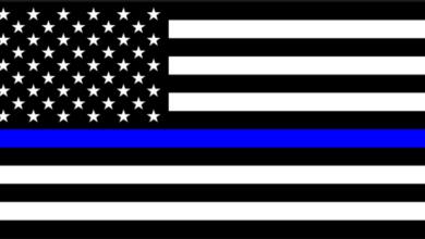 Washington DC Gay Bar Takes Down Blue Lives Matter Flag After Complaints