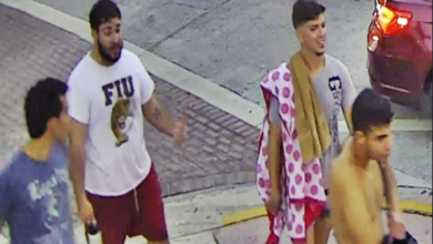 4 Men Who Attacked Gay Couple at Miami PRIDE Charged With Hate Crime