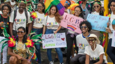 Guyana Holds First LGBT Pride Parade - Video