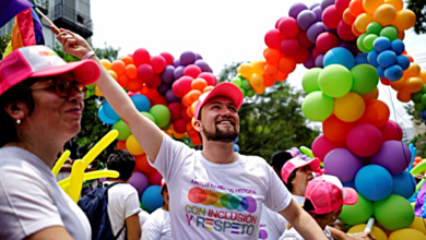 Over 100 Thousand People Attend Paris Gay Pride Parade
