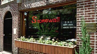 Stonewall Inn Window Smashed With Baseball Bat, Teen Charged