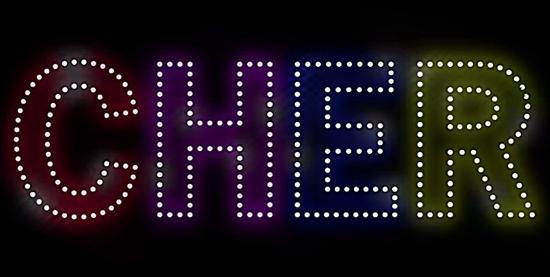 LLISTEN: Cher's Full 'Dancing Queen' ABBA Cover Album - ALL THE SONG