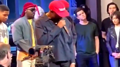 Kanye West Goes On Pro-Trump Rant During Saturday Night Live - VIDEO