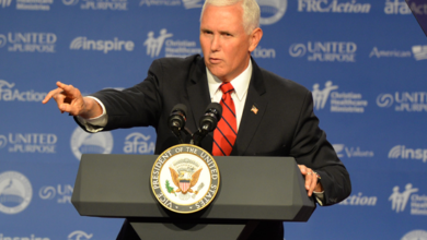 """Mike Pence Speaks at FRC Hate Group's Values Voter Summit, Touts """"Religious Freedom"""" - VIDEO"""