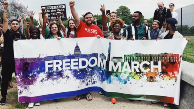 """10's of People Expected To March in the 2nd """"Ex-Gay"""" Freedom March"""