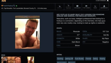 """Notorious Ex-Gay Therapist Norman Goldwasser Outed As """"Hotnhairy72"""" On Gay Hookup Apps"""